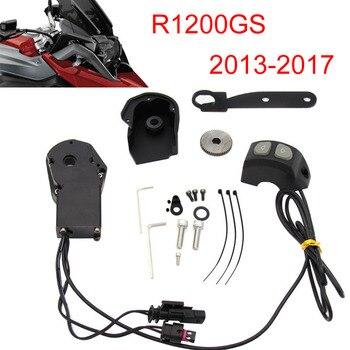 windshield wind wind elevator remote control switch for BMW R1200GS ADV 2013-2017 Мотоцикл