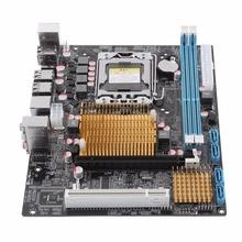 Рабочего Материнская плата для X58 LGA 1366 DDR3 16 ГБ Поддержка ECC Оперативная память Новое поступление 2017 года