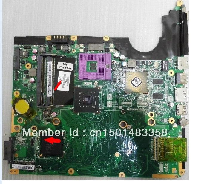 518432-001  Connect With Motherboard Full Test Lap Connect Board