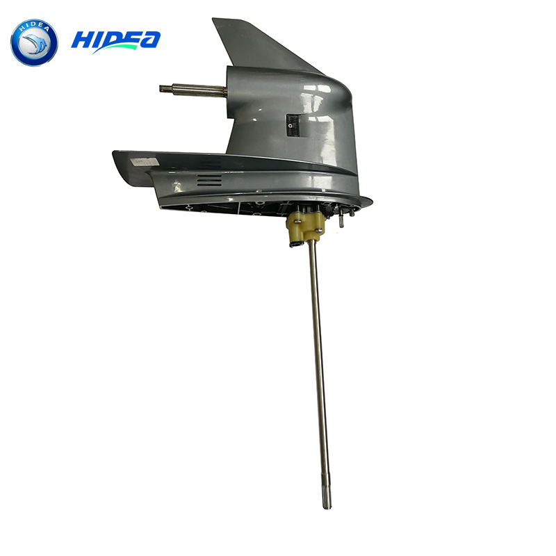 Componente de dispositivo subacuático Hidea 60F motor de barco de eje largo