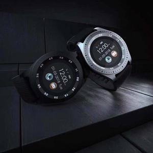 Image 4 - Z4 חכם טלפון שעון אנדרואיד SIM TF כרטיס Dail שיחת עגול מגע מסך Bluetooths 3.0 שעונים גברים ליידי כושר בריאות smartwatch