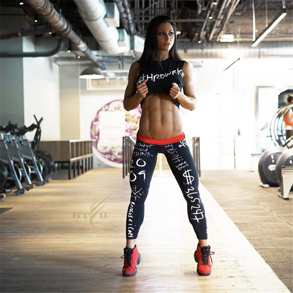 Summer styles Fashion Hot Women Hot Leggings Digital Print Ice and Snow Fitness Sexy LEGGING Drop Shipping S106-703 36