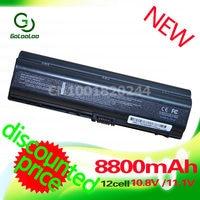 Golooloo 8800MaH Battery for HP Pavilion dv2000 dv2200 dv2500 dv2300 dv2400 dv2600 dv2700 dv6900 dv6800 DV2800 D2900 DV6000