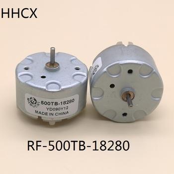 1 sztuk Brand new Mabuchi RF-500TB-18280 micro DC motor RF-500TB szlachetna szczotka metalowa 3VDC 500TB tanie i dobre opinie Całkowicie zamknięty Czyli 2 Z magnesami trwałymi Mikro silnika 0 16 Home appliance