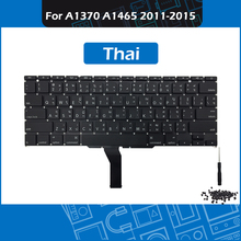 New A1370 A1465 TH Thai Keyboard for Macbook Air 11″ Thailand Replacement Keyboard Mid 2011 – Early 2015