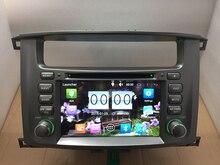 Android 6.0 quad core 1024*600 Reproductor de DVD Del Coche 2din coche 3g/wifi radio gps para TOYOTA Land cruiser 100 1998-2007 libre gratis