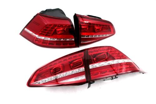 СИД OEM хвост света Набор для VW Гольф МК7