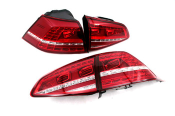 OEM LED Tail Light Set For VW Golf MK7