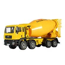 KAIDIWEI 1:50 Сплав Инженерная конкретные модели грузовик 8 колеса автомобиля kid игрушки подарок на год
