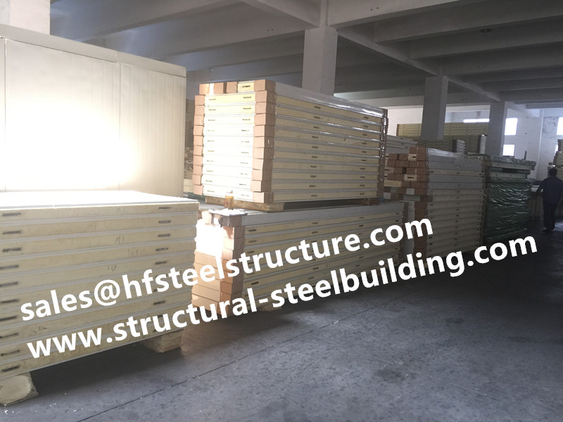 Commercial Used Building Material Cold Room Panel For Fruit And Walk In Cold Room Pu Sandwich Panels For Vegetable