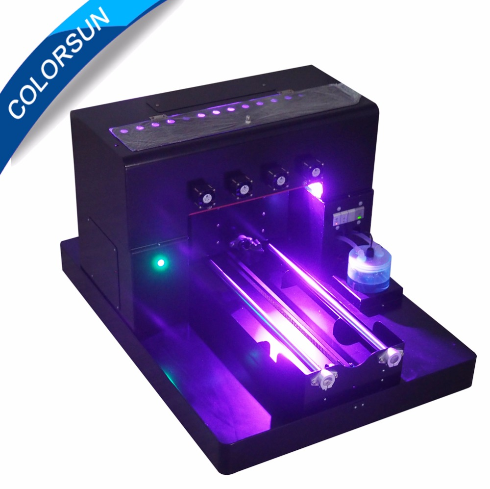 New A3 size phone case printer/mobile phone cover printing machine LED lamp UV flatbed printer 6 color a3 size uv printer phone case printer led uv flatbed printing machine r1390 a3 uv printer for phone case acrylic metal