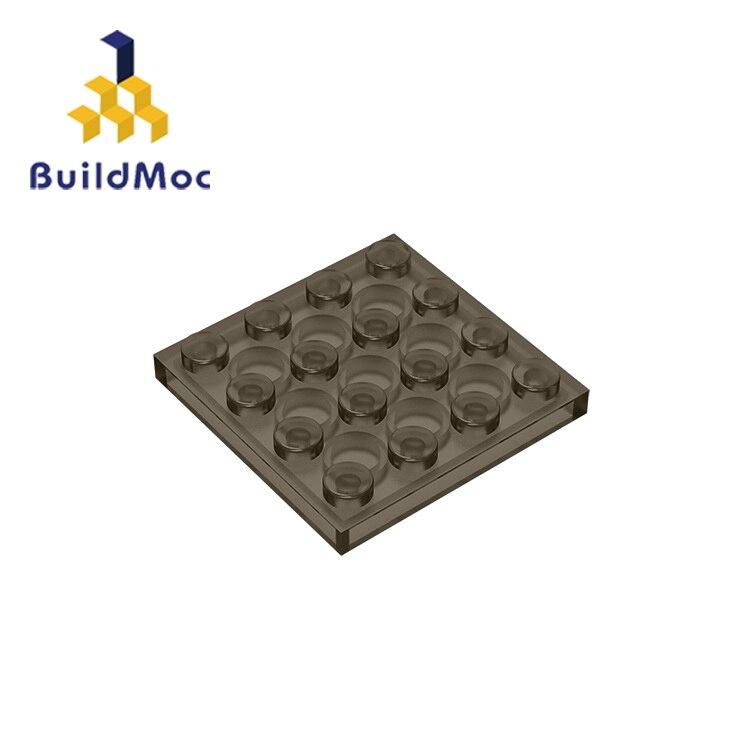 BuildMOC Compatible Assembles Particles 3031 4x4 For Building Blocks Parts DIY LOGO Educational Creative Gift Toys