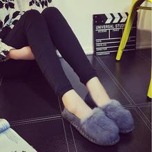 2016 New Arrival Female shoes flat heel round toe shoes Women loafers Casual flat four seasons shoes