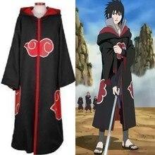 Anime Naruto Cosplay kostuums uchiha sasuke mantel taka cape Halloween Costume