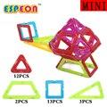 Espeon 30 pcs mini avião helicóptero tijolos enlighten educacional magnetic designer toy diy building blocks brinquedos para crianças