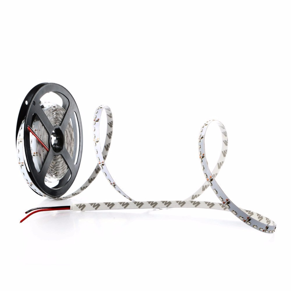 led strip light 335 smd side emitting waterproof IP65 DC 12V 600led 5m 3000K 6500K white warm white red green blue high quality