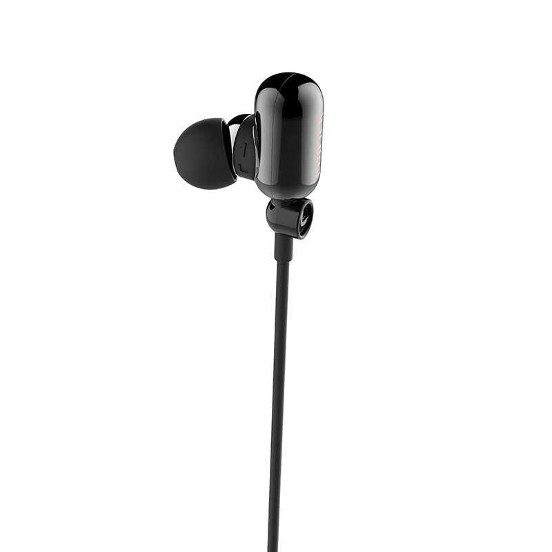 EDIFIER W293BT słuchawki douszne bezprzewodowe Bluetooth V4.1 słuchawki z redukcją szumów zestaw słuchawkowy obsługuje pomocy i współpracy administracyjnej i AptX, dekodowania dźwięku