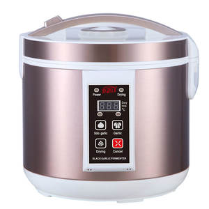 Garlics Maker Cooker Fermenter Clove Black 5L 220V Intelligent Control DIY Multiple Smart