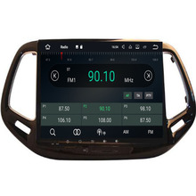 Octa core px5 Android Car GPS Navigation Car DVD Player For JEEP COMMANDER 2016-2020 multimedia ster