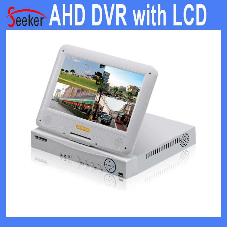 Free Shipping Wholesale H.264 1080N CCTV Network 5 in 1 P2P Cloud 4ch AHD DVR XVR Recorder HDMI Output