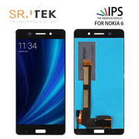 1920x1080 5.5 ORIGINAL Display For NOKIA 6 LCD Touch Screen Digitizer For nokia 6 display Replacement For NOKIA 6 LCD Display
