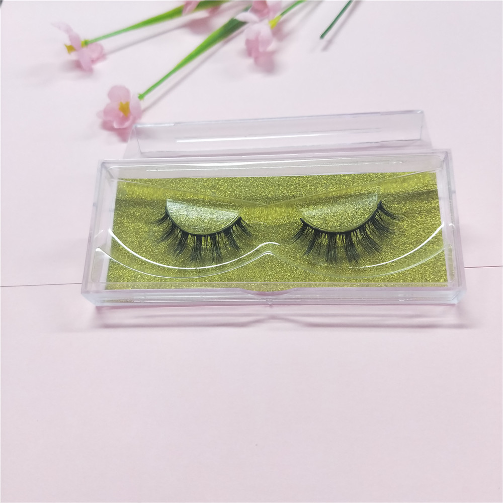 Lash New Arrival 3D Silk Lashes Eyelashes Natural Thick Long Lashes False Lashes Handmade Eyelash Extension Makeup 10 Pairs