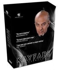 Kayfabe (4 DVD Set) By Max Maven And Luis De Matos-Magic Tricks