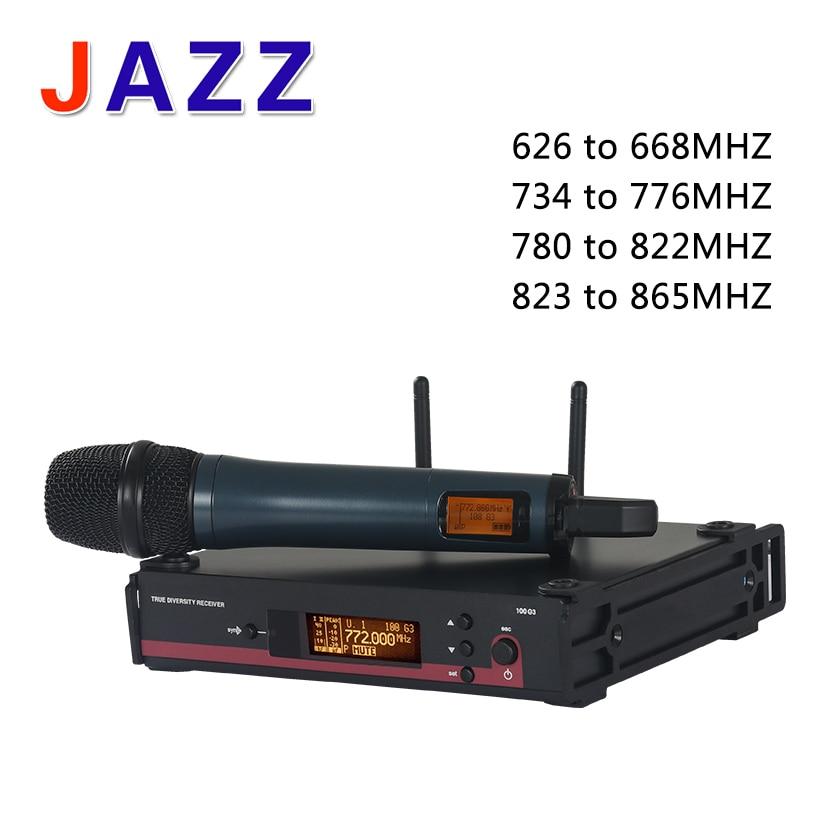 High quality EW 135G3 UHF Wireless Microphone system wireless karaoke microphone professional karaoke vintage microphone