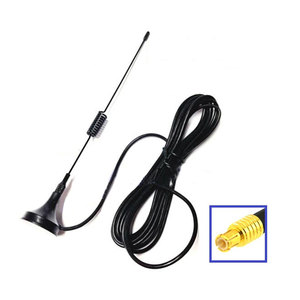 Image 5 - Anten ile 22 MHz 945 MHz RTL SDR alıcı yazılım radyo R2832U + FC0012 havacılık için geniş bant FM ses