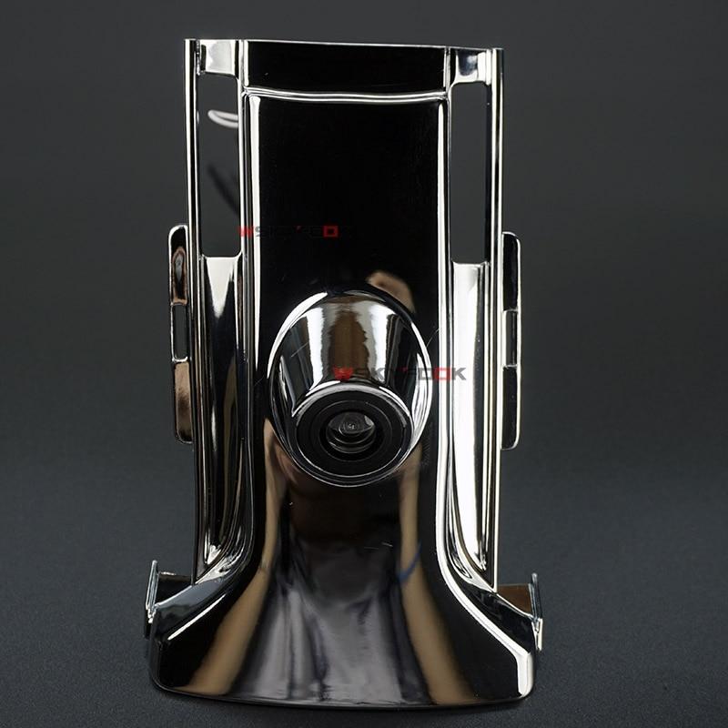 Night Vision 520L CCD Car Front View Camera For TOYOTA Prado Car Front Web Camera Waterproof Paking Kit ...