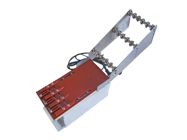 Stick Feeder 100MM vibratory feeder with 3 Input Channels for SMT IP1/IP2/IP3/QP/XP series pick and place machine electric juki smt yamaha cl 24mm tape feeder for pick and place machine