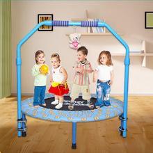 40 дюймов складной резинки батут Высокое качество гимнастический Батут Отказов кровать с регулируемый подлокотник