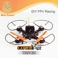 Minitudou CoretexRc Tiny80 New Micro Drone Quadcopter FPV Corrida de Fibra de Carbono Quadro Com Câmera HD Baseado Em Controlador de Vôo de F3