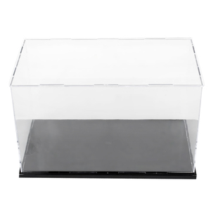 Image 1 - 36x16x16cm Clear Acrylic Display Case Show Box for Action Figures Doll Model