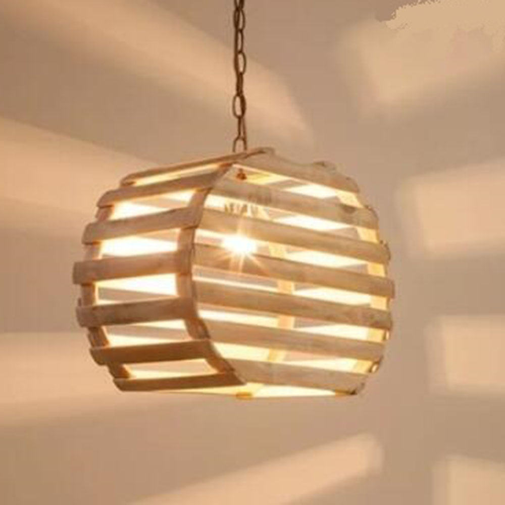 Hanglamp Led Design Us 138 Southeast Asian Bamboo Pendant Lights Farm Restaurant Hanglamp Led Hotel Bedroom Personality Pastoral Cafe Pendant Lamp Lu725216 In Pendant