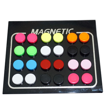 12 Pair lot 6 8 10mm Round Colorful Magnet Stud Earring Puck Womens Mens Magnetic Fake.jpg 350x350 - 12 Pair/lot 6/8/10mm Round Colorful Magnet Stud Earring Puck Womens Mens Magnetic Fake Ear Plug Jewelry