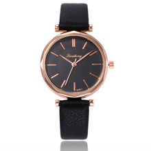 New Fashion Watch Women Leather Casual Dress Wrist Watches For Woman Luxury Brand Quartz Watch Ladies Clock Relogio Feminino цена