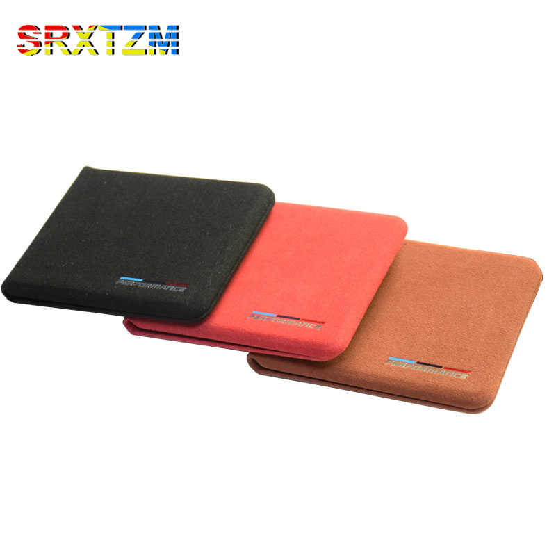 SRXTZM Car Driving Documents Auto Driver License Credit Card Bag Case Cover Holder Purse Wallet For BMW 5/6/7 Series F10 F20 F30