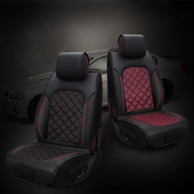 Car Seat Cover Covers For Dodge JCUV Journey Caliber Nitro Intrepid Stratus 2017 2016 2015 2014 2013 2012 2011 2010 2009