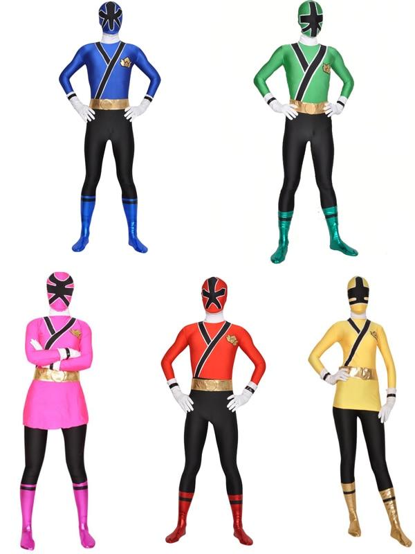 sc 1 st  Picture Lights & Red Power Ranger Samurai Costume