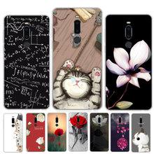 "Silicone Case For Meizu M8 Case Meizu V8 Pro Cover 5.7"" Cartoon Soft TPU Back Cover For Meizu M8 M 8 ( V8 Pro) Phone Cases funda"