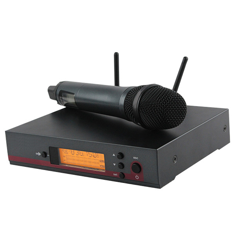 Professional EW135G3 100G3 True Diversity Handheld UHF Wireless Microphone System Headset mic Lavalier clip microphone true diversity uhf microphone professional wireless microphone system for stage u 6000