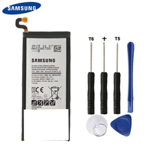 цена на Original Samsung Battery EB-BG928ABE For Samsung GALAXY S6 edge Plus SM-G9280 G928P G928F G928V G9280 G9287 Plus S6edge+ 3000mAh