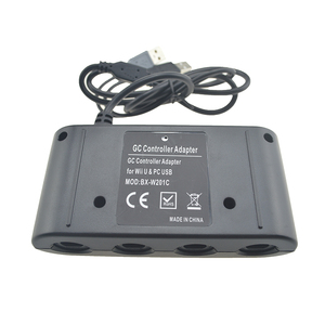Image 3 - 2 In 1 GameCube Controller Adapter Converter For Wii U PC For WiiU For Nintend Switch For NS