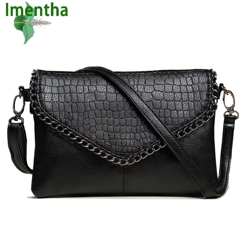 Big size women bags female small shoulder bags leather handbag black purses crossbody bags for women Envelope girl lady hand bag big fashion women messenger bags soft pu black leather handbags crossbody bag for women girl summer clutches envelope small bag
