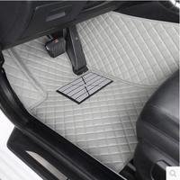 Jioyng автомобиля пользовательские коврики для ног 3D роскошные кожаные автомобильные коврики подходит для Lexus CT200h 2011 2012 2013 2014 2015