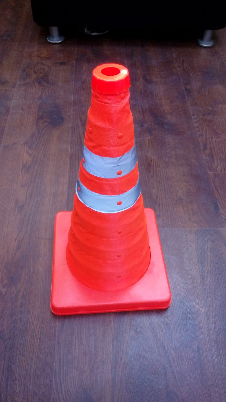 Arbeitsplatz Sicherheit Liefert Safety Cones Pvc Reflektierende Straßenkegel Hülse Druckbare Farbe