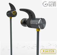 Plextone BX343 Wireless Earphone Bluetooth IPX5 Waterproof Earbuds Dual Battery Magnetic Headset Sport Headphone With Microphone