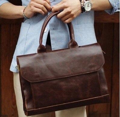 de couro pu bolsa maleta Size : 36*23*10cm