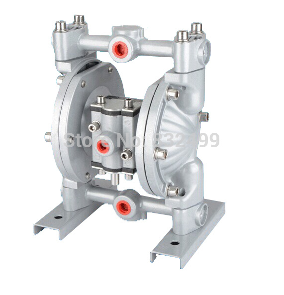 CE certification Pneumatic Double way,two way Diaphragm Pump BML-10 us aro ingersoll rand model 666120 3eb c 1 inch pneumatic diaphragm pump